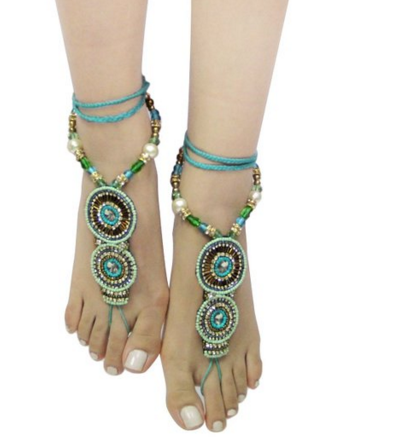 bohemian_style_seed_bead_barefoot_sandals_anklet__sold_as_pair_