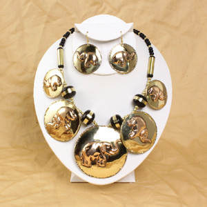 brass_and_copper_elephant_jewelry_set