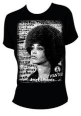 Angela Davis T-shirt - Ladies
