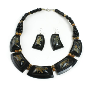 black_elephant_jewelry_set